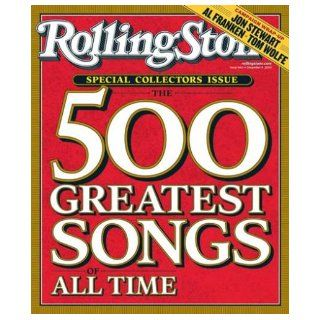 Rolling Stone Magazine # 963 December 9 2004 500 Greatest Songs of All Time (Single Back Issue) Jann S. Wenner Books