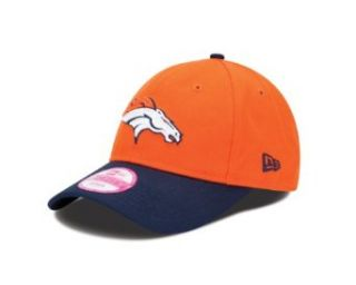 NFL Denver Broncos Women's Sideline 940 Cap, Orange/Navy  Sports Fan Novelty Headwear  Clothing