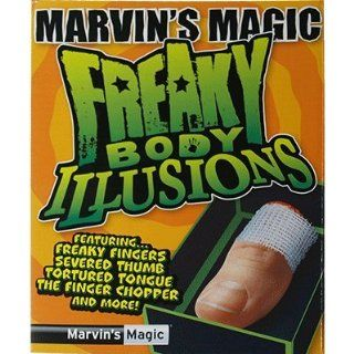 Freaky Body Parts Finger by Marvin's Magic Toys & Games