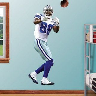 "Dallas Cowboys NFL Dez Bryant   Fathead Real.Big. 2'7""W x 6'5""H"