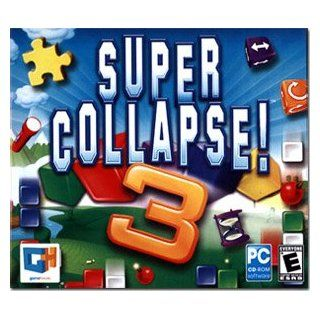 Big Fish Super Collapse 3 for Windows for Age   All Ages (Catalog Category PC Games / Puzzle ) Electronics