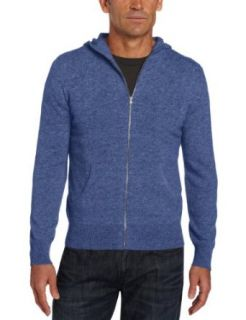 Williams Cashmere Men's 100% Cashmere Hoodie Sweater Clothing