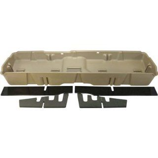 DU HA Truck Storage System   Chevrolet/GMC Full Size Heavy Duty Crew Cab, Fits 2007 2014 Models, Tan, Model# 10044