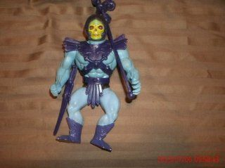 Vintage 1980s The Original Skeletor Masters of the Universe Action Figure MOTU 100% Complete Toys & Games