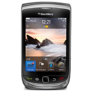 Blackberry Torch 9800 Unlocked Phone with 5 MP Camera, Full QWERTY Keyboard and 4 GB Internal Storage   Unlocked Phone   No Warranty   Black Cell Phones & Accessories