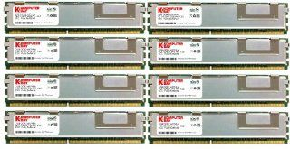KOMPUTERBAY 16GB (8X2GB) Certified Memory for DELL Precision Workstation T7400 DDR2 667MHz PC2 5300 Fully Buffered Computers & Accessories