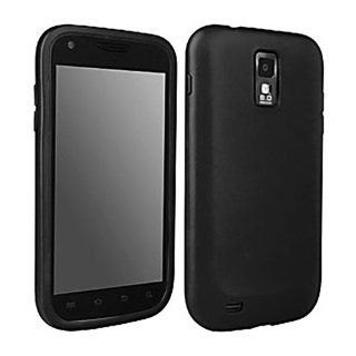 T Mobile OEM Sleeve Gel Cover Skin Case for T Mobile Samsung Galaxy S II T989  Black Cell Phones & Accessories