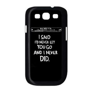 Rock Band A Day to Remember Samsung Galaxy S3 I9300 Case Hard Back Cover Skin Case for Samsung Galaxy S3 I9300 Cell Phones & Accessories