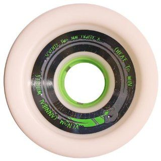 Venom Cannibal 72mm 80a (set of 4) Longboard Skateboard Wheels  Sports & Outdoors
