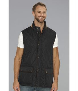 Tommy Bahama Big & Tall Big Tall Wild Vest Mens Vest (Black)