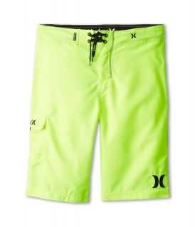 Hurley Kids One Only Boardshort Boys Swimwear (Yellow)