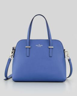 kate spade new york cedar street maise satchel bag, bluebell