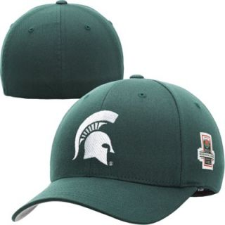 Michigan State Spartans 2014 Rose Bowl Bound Fundamental Flex Hat   Green
