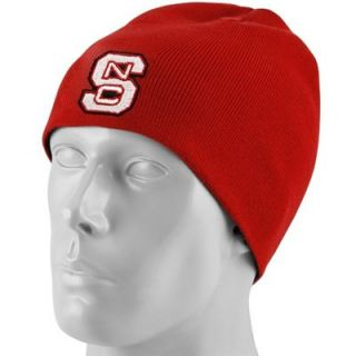 adidas North Carolina State Wolfpack Red Black Basic Logo Reversible Beanie