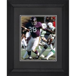 Alan Page Minnesota Vikings Framed Unsigned 8 x 10 Photograph