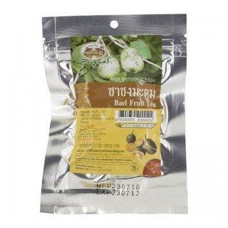 Bael Fruit Tea (1 Pack Contains 10 Sachets of Tea.)  Other Products  Grocery & Gourmet Food