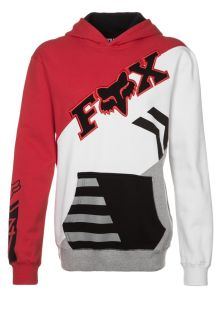 Fox Racing   TRAX   Hoodie   red