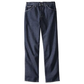 Dickies Mens Relaxed Fit Jean   Indigo Blue 50x32