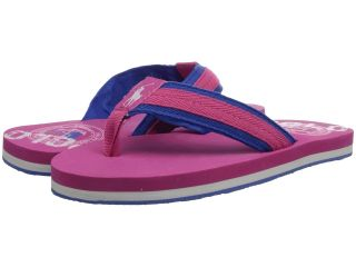 Polo Ralph Lauren Kids Ferry Thong Girls Shoes (Pink)