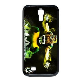 Hot NFL Players Clay Matthews Green Bay Packers #52 Cases Accessories for Samsung Galaxy S4 I9500 Cell Phones & Accessories