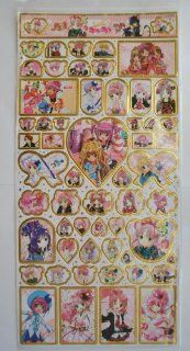 Japan Anime Shugo Chara LARGE Stickers Sheet #2