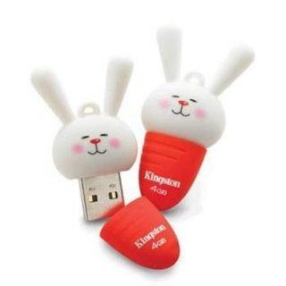 Cartoon Radish Rabbit USB 2.0 Enough Memory Stick Flash Pen Drive 8gb Electronics