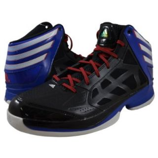 Adidas Crazy Shadow Basketball Shoes   BLACK1/RUNWHT/BLUSLD (Men) Shoes