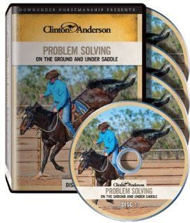 Problem Solving on the Ground and under Saddle Clinton Anderson Movies & TV