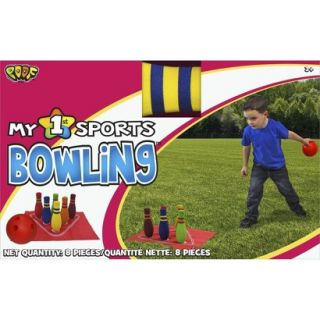 Poof Slinky My First Sports Bowling Set