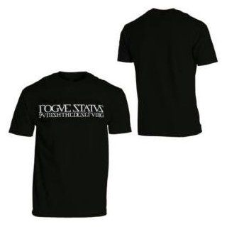 Rogue Status Punish Logo T Shirt   Short Sleeve   Men's Clothing