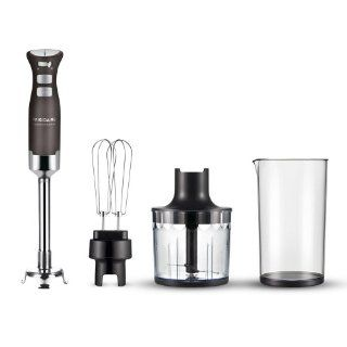 Frigidaire Professional Stainless 10 inch  9 Speed Immersion Hand Blender/Mixer with Attachments, 200 Watt Kitchen & Dining