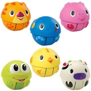 Bright Starts Having a Ball Giggables   (Colors/Styles Vary)  Baby Touch And Feel Toys  Baby