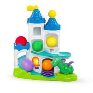 Bright Starts Having A Ball Drop N Slide FUNCastle  Baby Toys  Baby