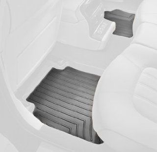WeatherTech Custom Fit Rear FloorLiner for Nissan Rogue (Black) Automotive