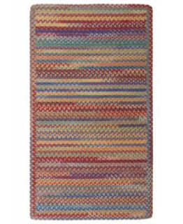 Capel Rugs, American Legacy Rectangle Braid 0210 950 Primary Multi   Lighting & Lamps   For The Home