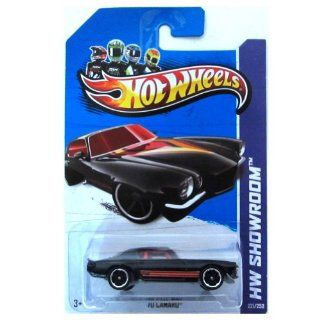 "Hot Wheels '70 Camaro ""Then and Now"" (Black) (HW Showroom   2013) #221/250 164 Scale Die Cast Racer Toys & Games"