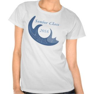 2016 Senior Class White Tee Shirt by Janz
