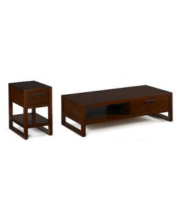 Tahoe Copper Tables, 2 Piece Set (Coffee Table and End Table)   Furniture