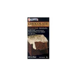 Sweet 'N Low Chocolate Cake Mix  Grocery & Gourmet Food