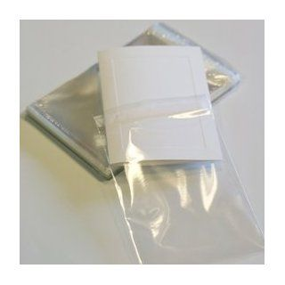 Crystal Clear Bag to fit A 2 Size Envelope 100/pkg Health & Personal Care