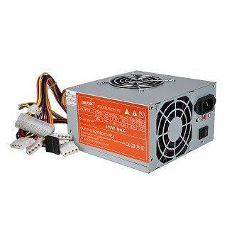 Echo Star 550W 20+4 pin Dual Fan ATX Power Supply w/SATA Electronics