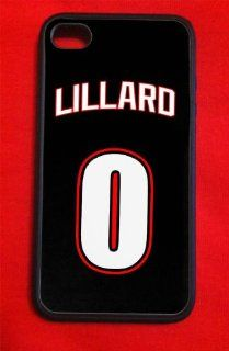 Damian Lillard Portland Trail Blazers Iphone 5 Case Cell Phones & Accessories