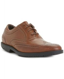 Rockport Shoes, Dressports Wingtip Oxfords   Shoes   Men