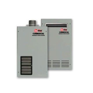 Rheem GT199 PVP Commercial Heavy Duty Propane Tankless Water Heater, Indoor