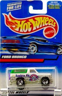 #2000 198 Ford Bronco Collectible Collector Car Mattel Hot Wheels Toys & Games