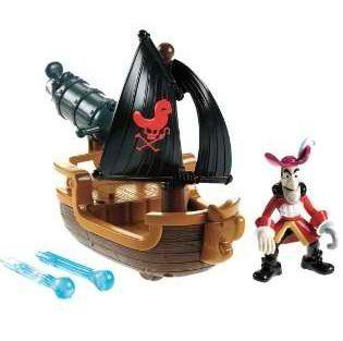 Toy / Play Fisher Price Disney's Jake and The Never Land Pirates   Hook's Battle Boat, price, jake, neverland Game / Kid / Child Toys & Games