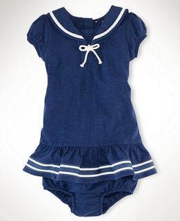 Ralph Lauren Baby Dress, Baby Girls Nautical Dress   Kids