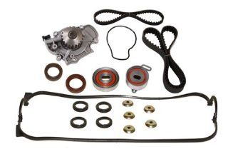 Evergreen TBK187VCT Honda F22A F22B Timing Belt Kit w/ Valve Cover & Water Pump Automotive