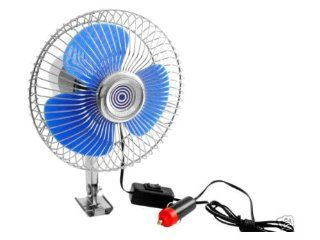 New 6 Inch 12 Volt Auto Vehicle Car Truck Fan #16331   Ceiling Fan Remote Controls