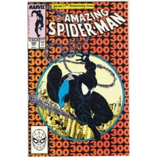The Amazing Spider Man Issue #300 (Venom (First Appearance)) David Michelini, Jim Salicrup, Todd McFarlane Books
